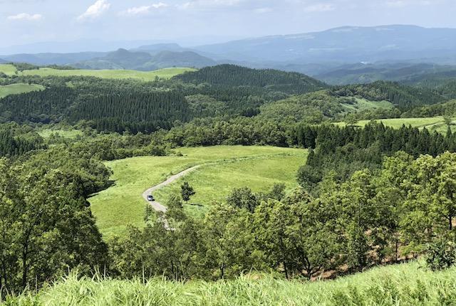 押戸石の丘アクセス