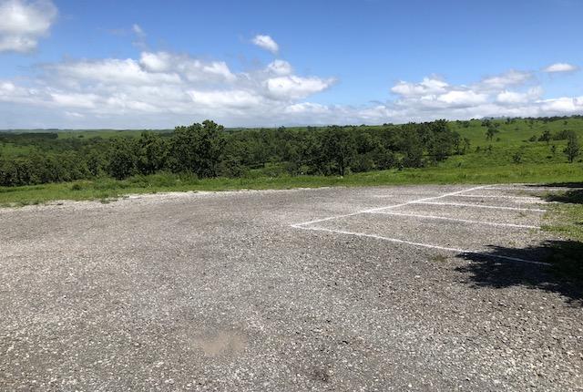 押戸石の丘駐車場