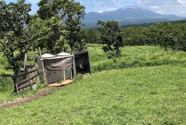 押戸石の丘トイレ