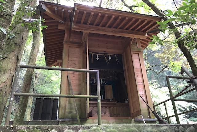白糸の滝神社