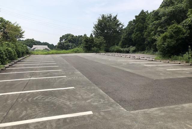 白糸の滝駐車場