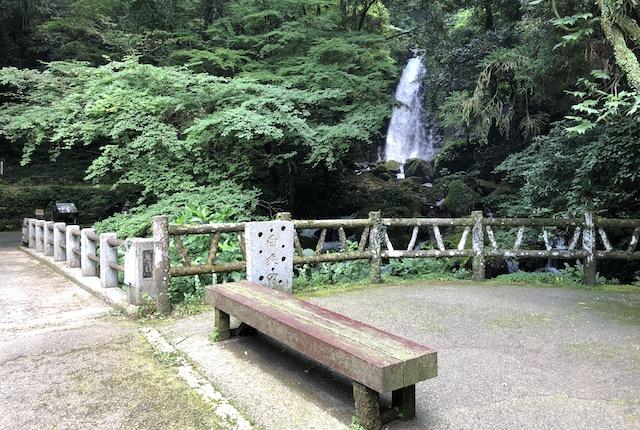 白糸の滝展望所