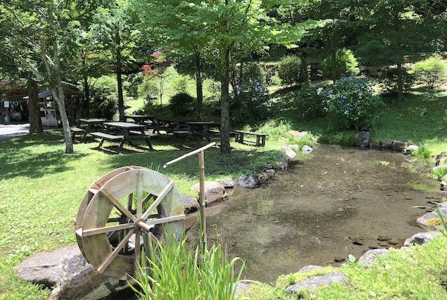 立岩水源公園