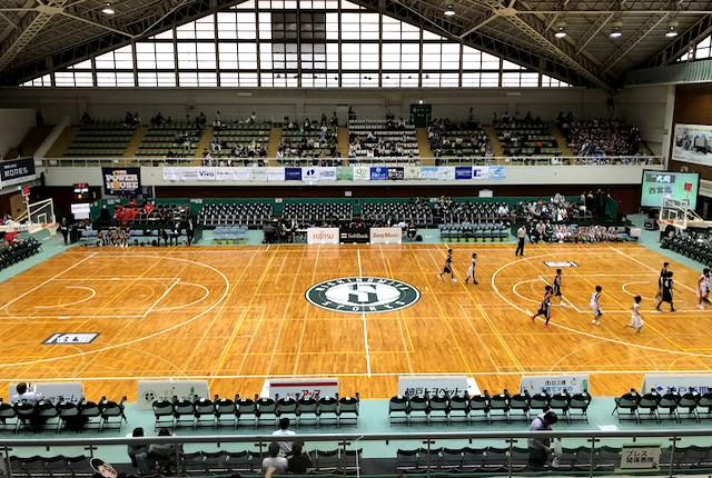 西宮市立中央体育館