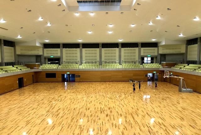 御船町スポーツセンター体育館