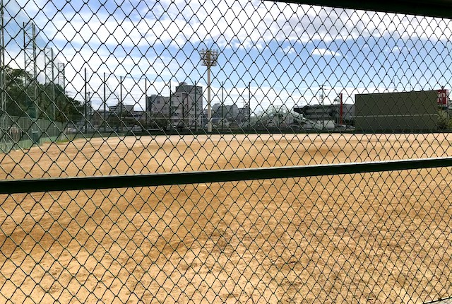 西宮運動公園多目的グラウンド