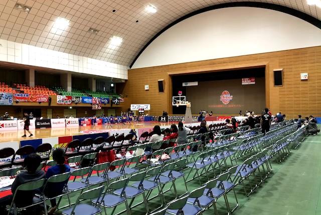 ヴィーブル体育館