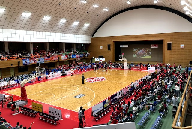 合志市総合体育館