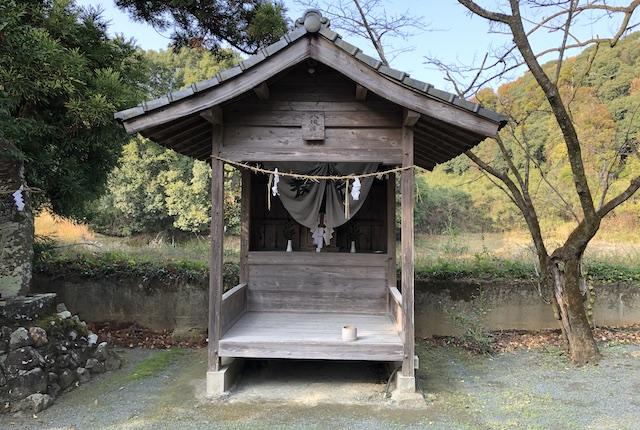 一ツ目神社八坂神社