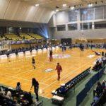 枇杷島スポーツセンター座席
