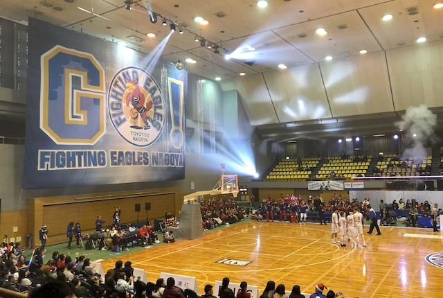 枇杷島スポーツセンターのゲームレポート
