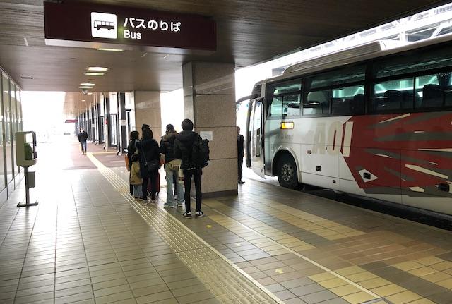 名古屋空港バスのりば
