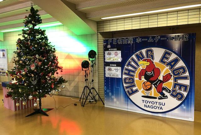 FE名古屋クリスマスツリー