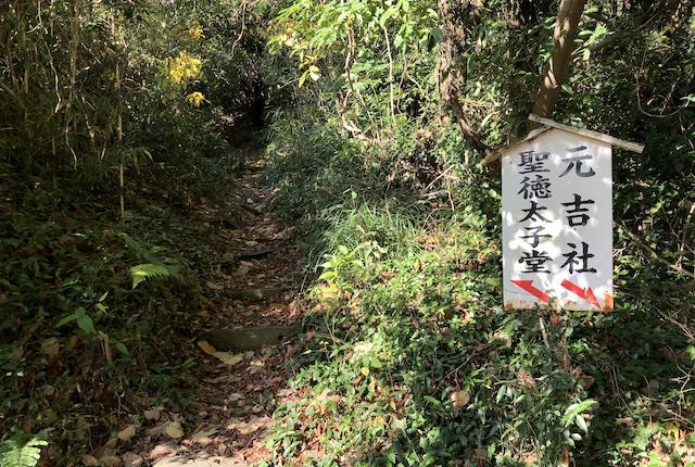 高橋稲荷神社聖徳太子堂