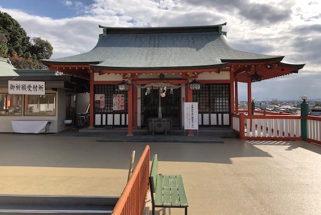 高橋稲荷神社神楽殿