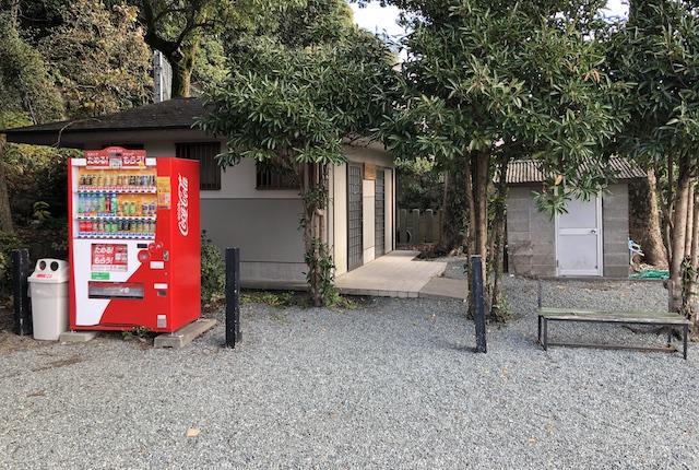 高橋稲荷神社トイレ