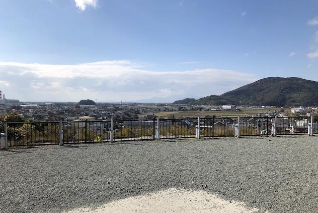 高橋稲荷神社展望所