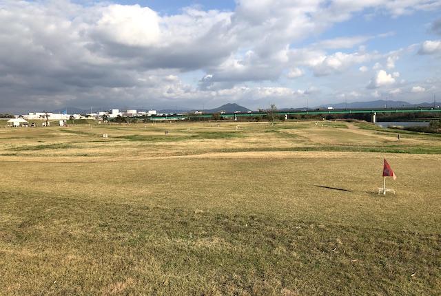高田みんなの広場公園グラウンドゴルフ場