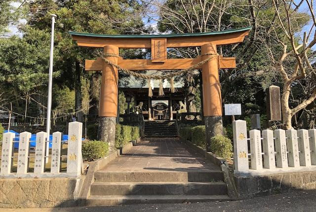 若宮神社鳥居