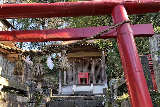 辺田見雨宮神社