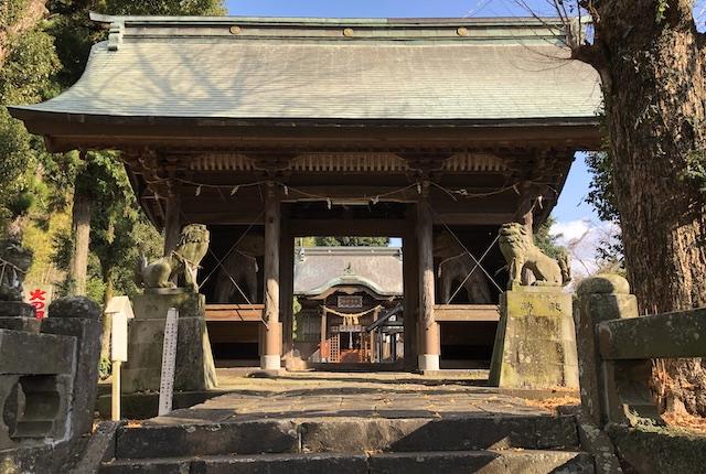 若宮神社楼門