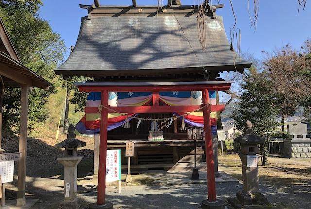 津森神宮東末社