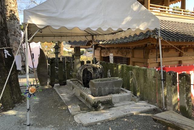 津森神宮手水舎