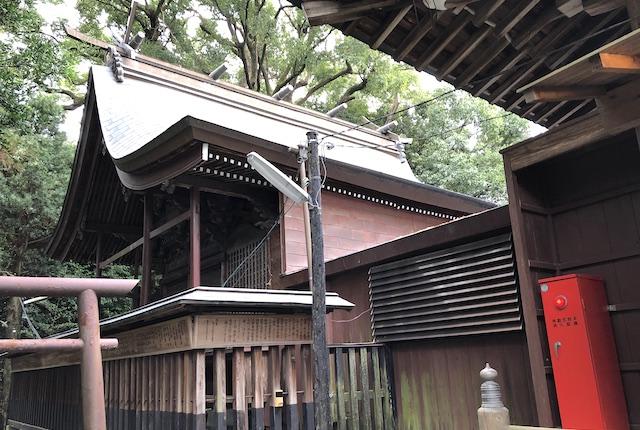 立田阿蘇三宮神社本殿