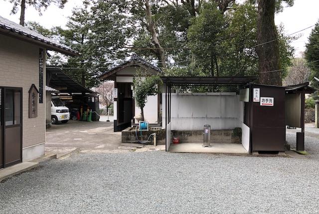 立田阿蘇三宮神社トイレ