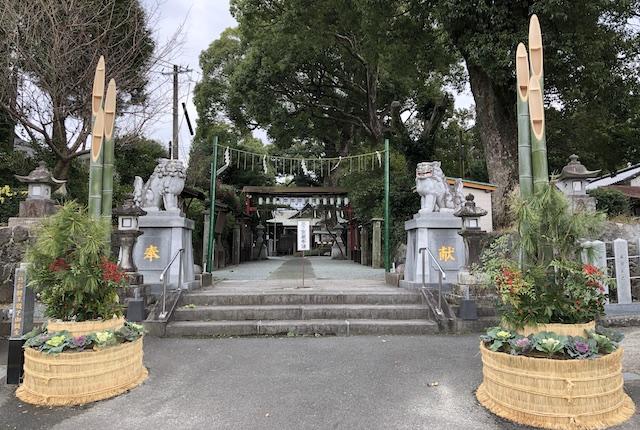 立田阿蘇三宮神社