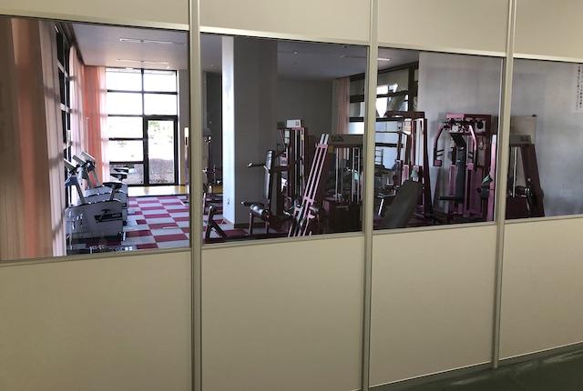 ヤマト市民体育館前橋トレーニング室