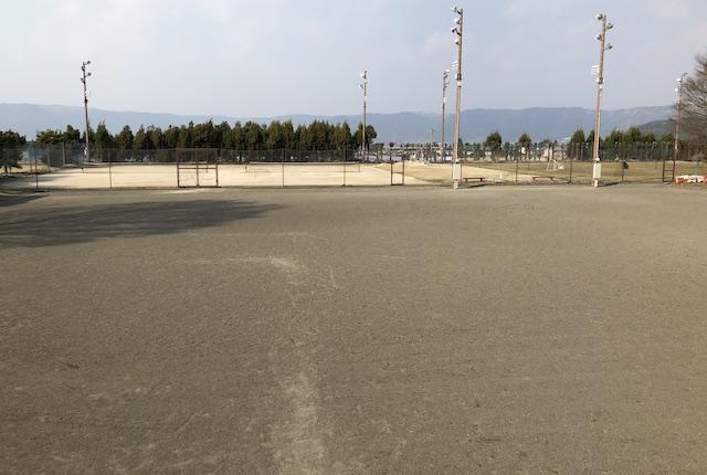 一の宮運動公園ゲートボール場