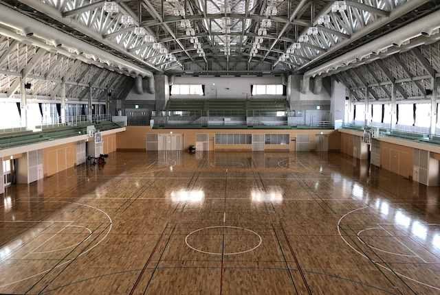 天草市民センター体育館