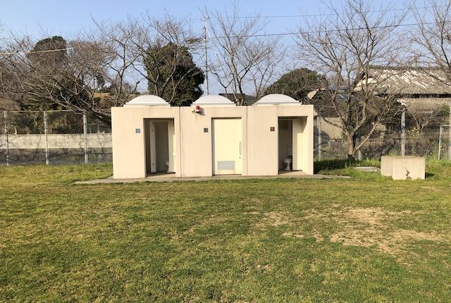 網田地区農村運動広場トイレ