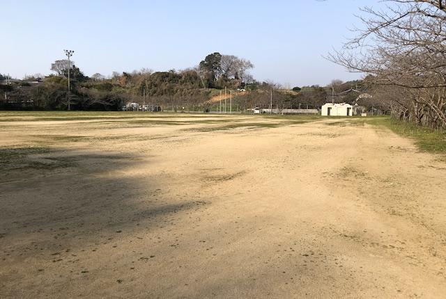 網田地区農村グラウンド