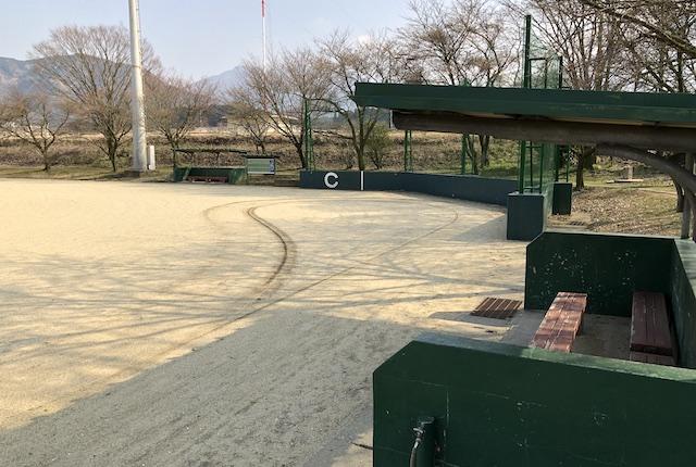 一の宮運動公園ソフトボール場
