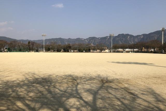 一の宮運動公園野球場