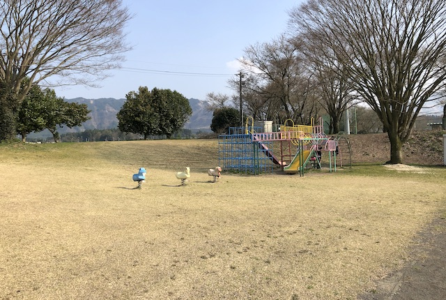 一の宮運動公園遊具