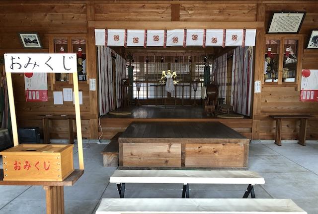 穂積阿蘇神社社殿