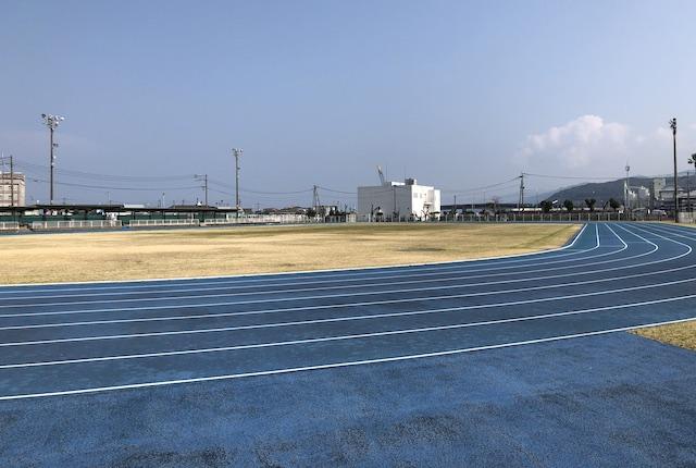 本渡運動公園競技場