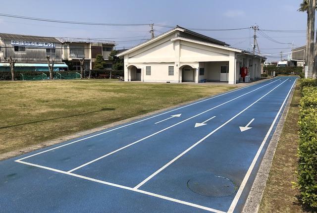本渡運動公園芝生広場