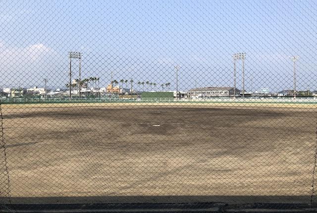 本渡運動公園野球場