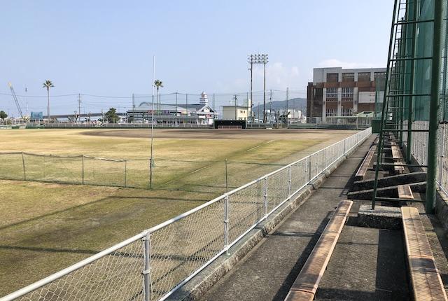 本渡運動公園ソフトボール場