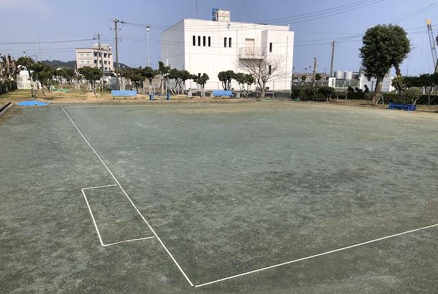 本渡運動公園ゲートボール広場