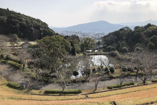 広瀬公園池