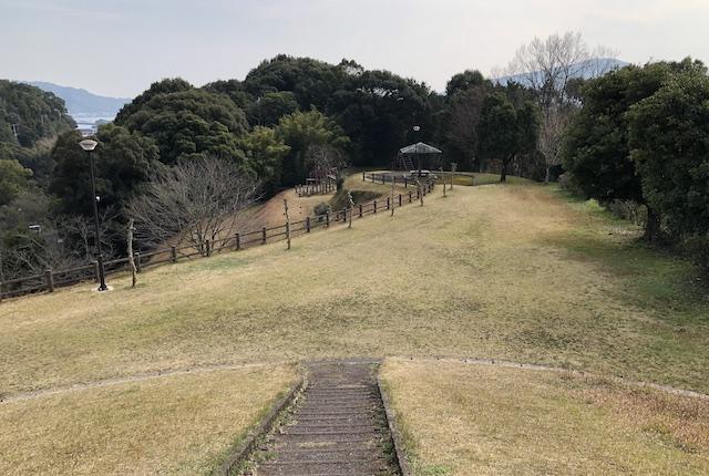 広瀬公園遊びの広場