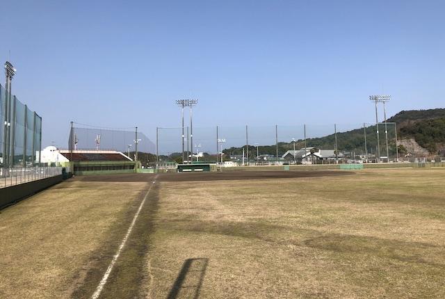 松島総合運動公園野球場