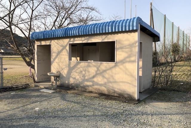 緑川地区農村運動広場トイレ