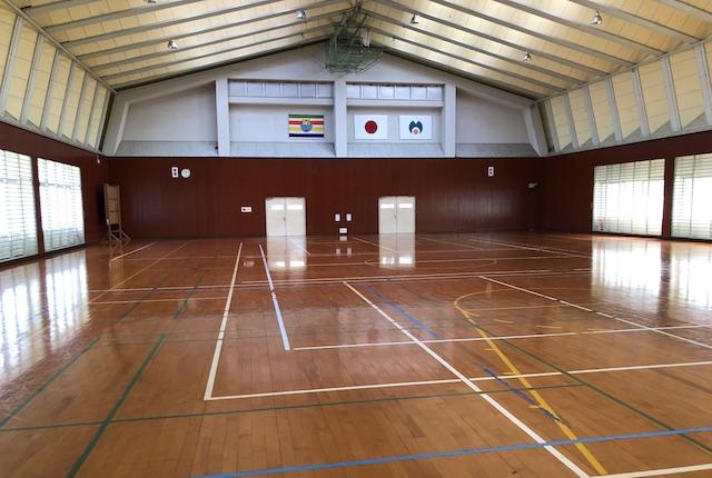 美里町総合運動公園体育館