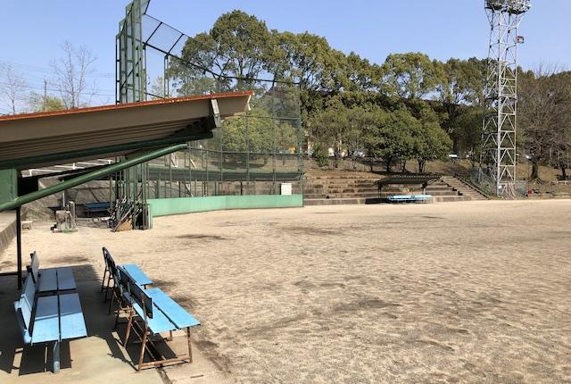 美里町総合運動公園野球場